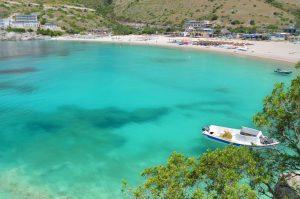 Jala beach Albania