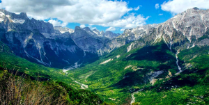Theth Albania